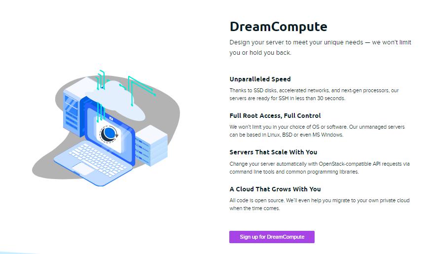 Dreamhost Cloud Hosting