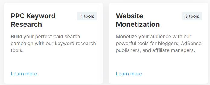 Semrush Advertising Tool