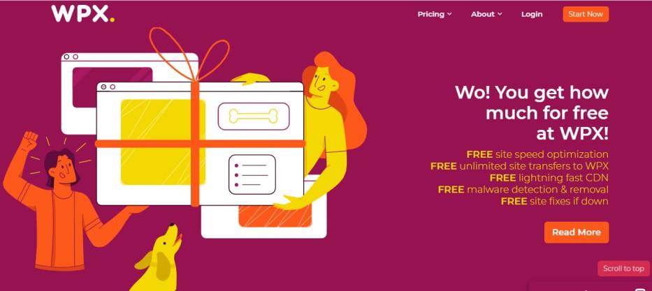 WPX Hosting Pros & Cons